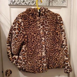 Vigoss Leopard print jacket